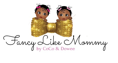 Fancy Like Mommy Logo Logo